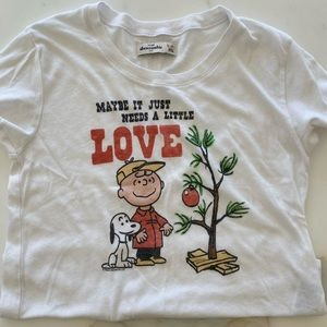 Ambercrombie and Fitch kids Girls tee. Size 10